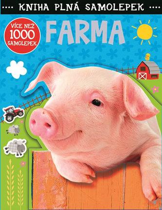 Farma - Více než 1000 samolepek - neuveden