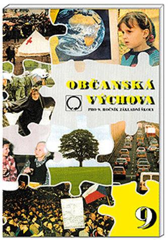 Občanská výchova pro 9.ročník základní školy - Marie Hrachovcová