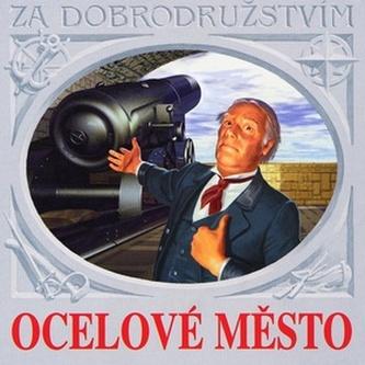 Ocelové město - CD - Verne Jules
