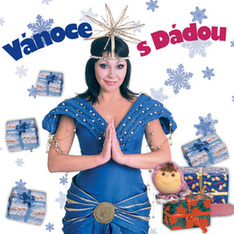 Vánoce s Dádou - CD - Patrasová Dáda