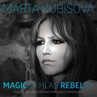 Magický hlas rebelky - CD - Kubišová Marta