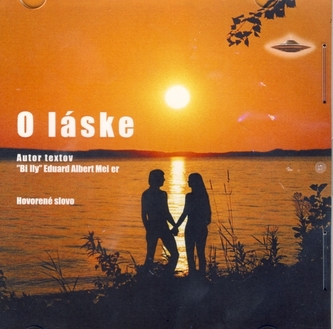 "CD - O láske - ""Billy"" Eduard Albert Meier"