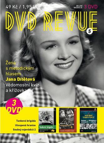 DVD Revue 5 - 3 DVD - neuveden