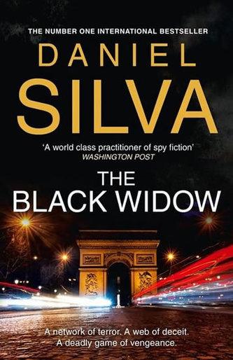 The Black Widow - Silva Daniel