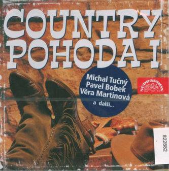 Country pohoda I. - CD - Různí interpreti