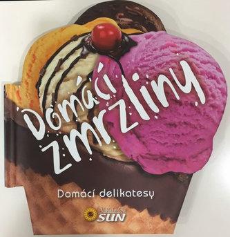 Domácí zmrzliny - domácí delikatesy - neuveden