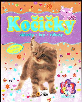 Kočičky mazlíčci * aktivity * hry * rebusy - neuveden