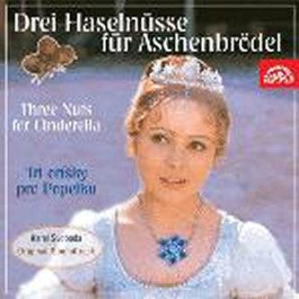 Drei Haselnüsse für Aschenbrödel - CD - Svoboda Karel