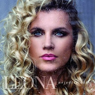 Leona. Největší hity - CD - Machálková Leona