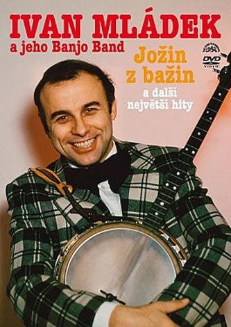 Jožin z bažin a další největší hity - DVD - Mládek Ivan
