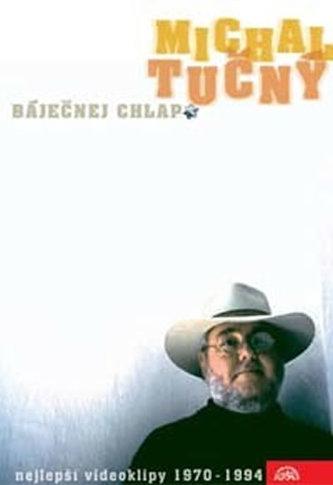 Báječnej chlap - DVD - Tučný Michal