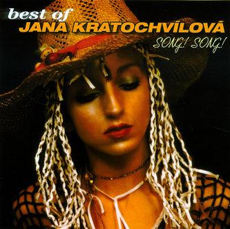 Jana Kratochvílová - Best of - CD - Kratochvílová Jana