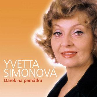 Dárek na památku 2CD - Simonová Yveta