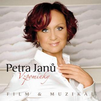 Vzpomínky - Petra Janů CD - Janů Petra