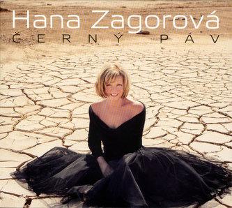 Hana Zagorová - Černý páv CD - Zagorová Hana