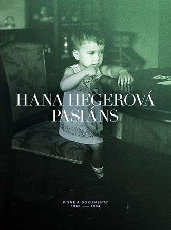 Pasiáns/ Písně a dokumenty 1962-1994 DVD - Hegerová Hana