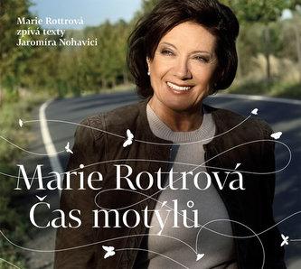 Marie Rottrová - Čas motýlů CD - Rottrová Marie