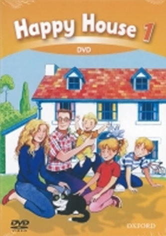 Happy House 3rd Edition 1 DVD - Maidment Stella
