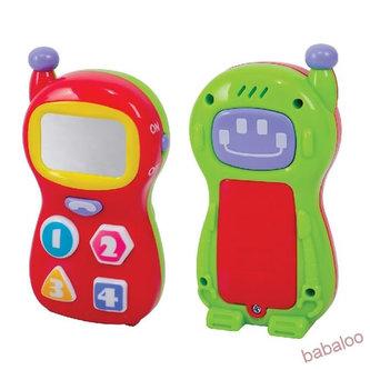 Dětský telefon 13 cm BO - neuveden