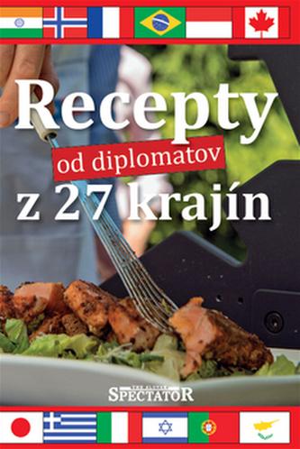 Recepty od diplomatov z 27 krajín