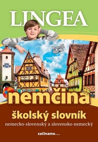 Nemecký školský slovník