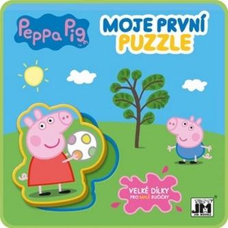 Moje první puzzle Peppa Pig