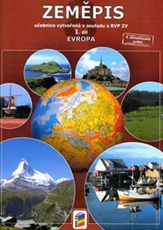Zeměpis 8, 1. díl - Evropa (učebnice) - neuveden