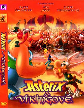Asterix a Vikingové - DVD - neuveden