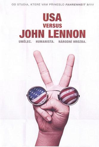 USA versus John Lennon - DVD - neuveden