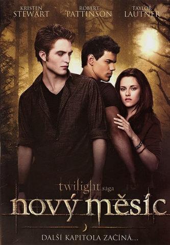 Twilight sága: Nový měsíc - DVD - neuveden