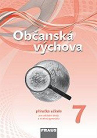 Občanská výchova 7 Příručka učitele - Dagmar Janošková; Zdeněk Brom