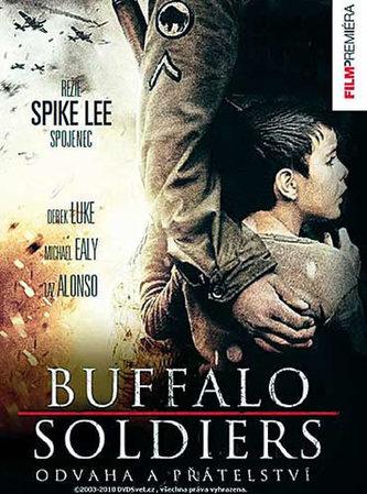 Buffalo Soldiers: Odvaha a přátelství - DVD - neuveden