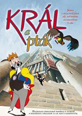 Král a pták - DVD - neuveden