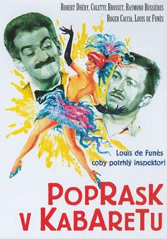 Poprask v kabaretu - DVD - neuveden
