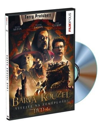 Barva kouzel 1 - DVD - neuveden