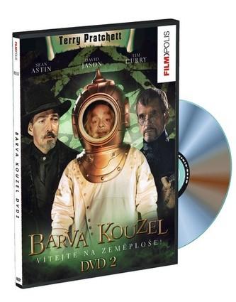Barva kouzel 2 - DVD - neuveden