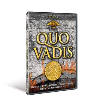 Quo vadis 3 - DVD - neuveden