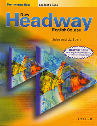 New Headway Pre-Intermediate Student´s Book - John a Liz Soars