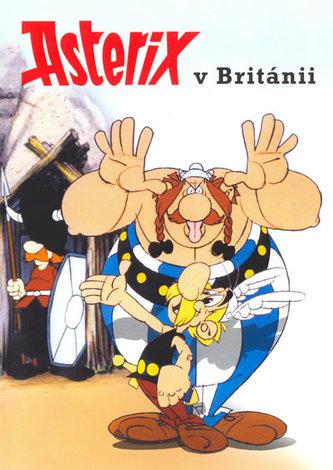 Asterix v Británii - DVD - neuveden