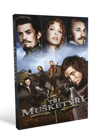 Tři mušketýři - DVD - neuveden