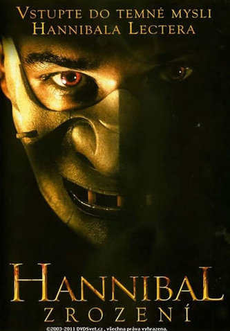 Hannibal: Zrození - DVD - neuveden