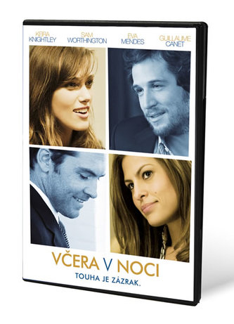 Včera v noci - DVD - neuveden