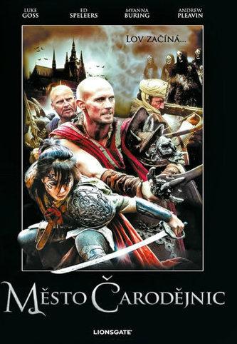 Město čarodějnic - DVD - neuveden