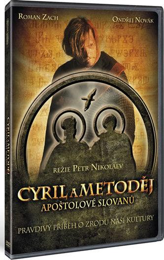 Cyril a Metoděj - Apoštolové Slovanů - DVD - neuveden