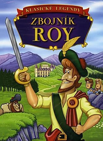 Zbojník Roy - DVD - neuveden