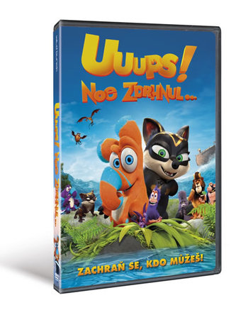 Uuups! Noe zdrhnul… - DVD - neuveden