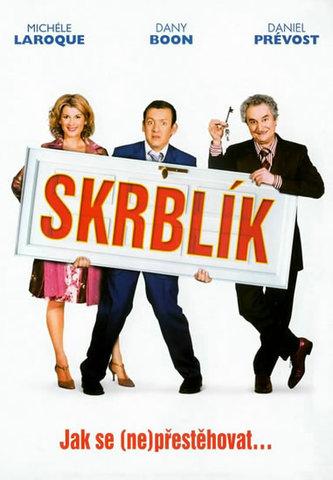 Skrblík - DVD - neuveden