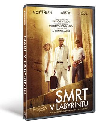 Smrt v labyrintu - DVD - neuveden