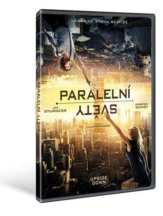 Paralelní světy - DVD - neuveden