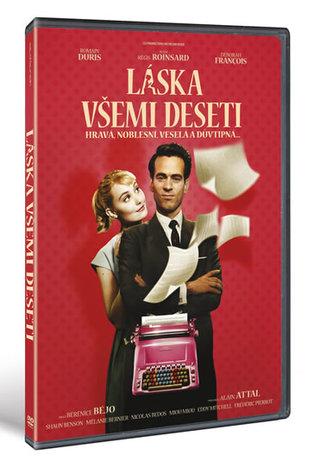 Láska všemi deseti - DVD - neuveden